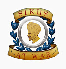Sikhs At War Logo