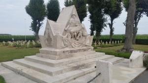 Czech cemetery- memorial