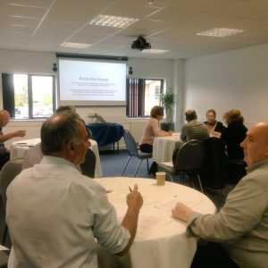 Shared Experience Workshop, Derby, September 2016