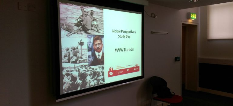 Study and Community Events: Leeds, October 2016