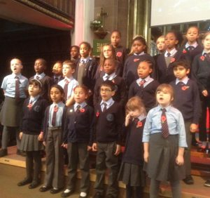 Blue Coat Choir